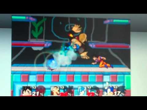 Super Smash Flash 2 Demo v0.8b Gameplay