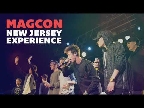 MAGCON New Jersey Experience 2016