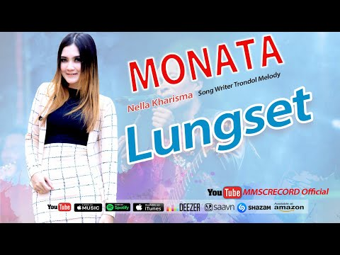 NELLA KHARISMA - LUNGSET -MONATA  Live CAFE ROMANS TRETES