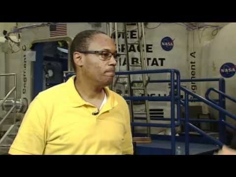 ISS Update: Alvin Drew Talks about Delayed Communications