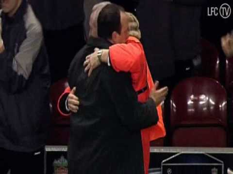 Memorable moments | Rafael Benitez