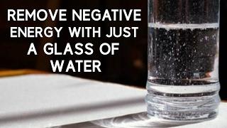 Negative spirit remove