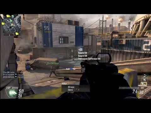 SWAT - 556 Call of Duty Black Ops 2 FULL Kill Confirmed Gameplay!
