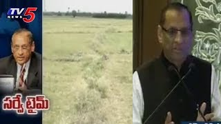 Governor ESL Narasimhan to Inspect Land Surveys in Telangana