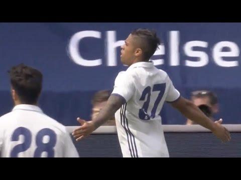 Mariano Díaz vs Chelsea 720p 30/07/2016