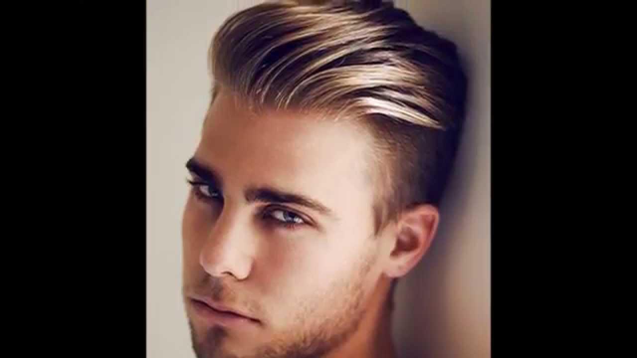 Cortes para caballero 2015 youtube - Peinados modernos de hombres ...
