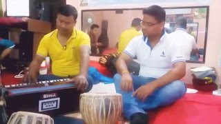 Singer balaram rajbanshi & me at Kathmandu