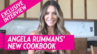 "Angela Rummans Talks New Cookbook  ""Angela's Plant Based Kitchen"""
