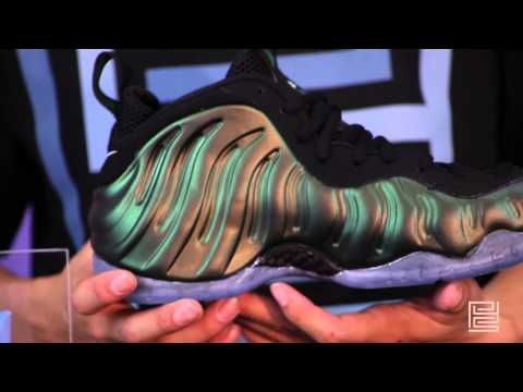 Nike Air Foamposite Pro Dark Pine 624041-301