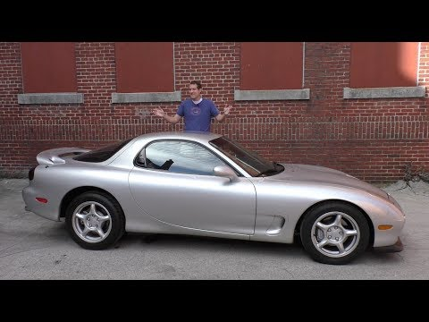 Here's Why the 1990s Mazda RX-7 Is Getting Really Expensive
