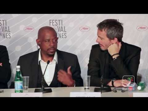 Forest Whitaker & Orlando Bloom talk Zulu, closing film at Cannes Film Festival
