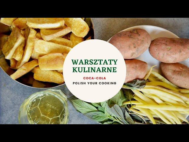 Rodzinne warsztaty kulinarne z Coca-Cola i Polish Your Cooking