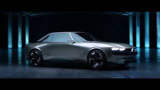 Pub PEUGEOT E-LEGEND - Pub Concept car Peugeot e-legend