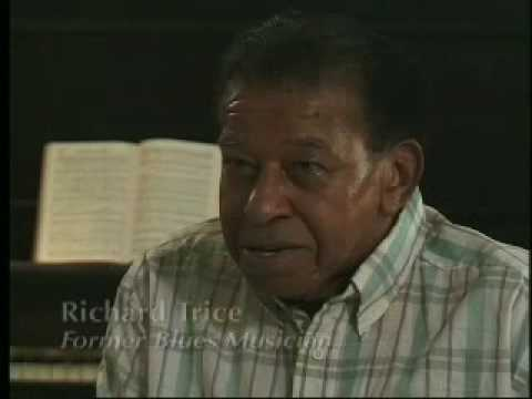 SHINE ON: Richard Trice and the Bull City Blues - documentary trailer