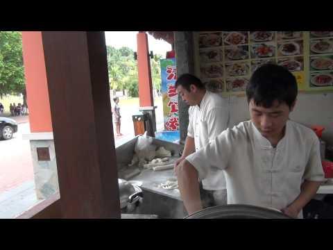 Как приготовить китайскую лапшу - видео