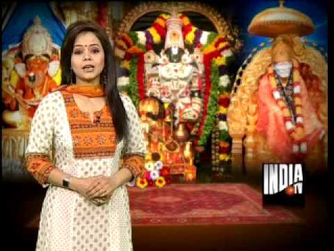 India TV Special - Billionaire Gods of India