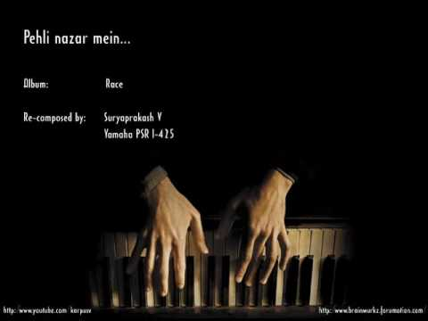 Pehli nazar mein (Piano)