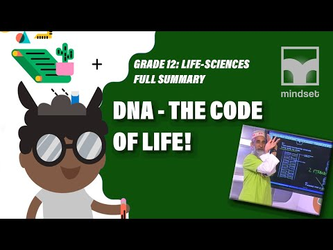 DNA - The Code of Life - Grade 12 Life Sciences