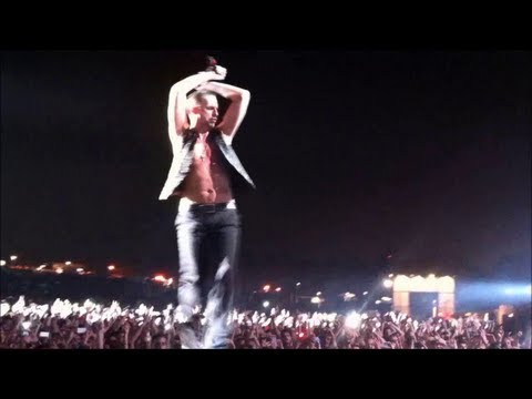 Depeche Mode Delta Machine Tour - Full HD -Tel Aviv- Live - Best Show In Town 7.5.2013
