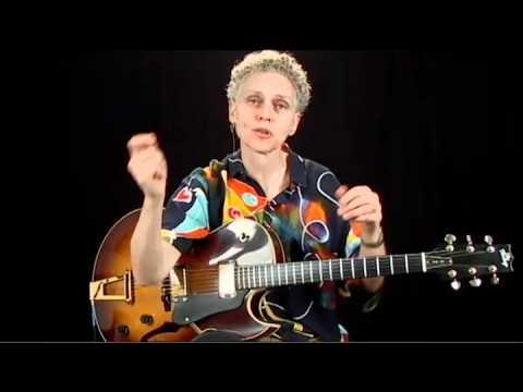 Jazz Performance - #9 - Guitar Lesson - Mimi Fox