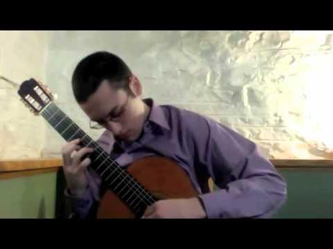 ELEGY for Guitar Solo (Elegia) - Johann Kaspar Mertz
