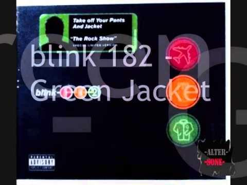 Blink 182 - Grandpa (hidden, Green)