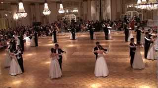 Stanford Viennese Ball 2013 - Opening Committee Polka