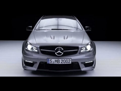 C63 AMG Edition 507 Trailer -- Luxury Sedans and Coupes -- Mercedes-Benz