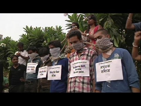 Celebrations in India after rape and murder case death sentences