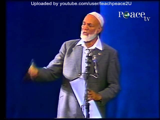 Al-Qur'an, A Miracle Of Miracles, Part 2, by Sh Ahmed Deedat