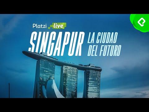 Qué hizo Singapur para volverse el país del futuro I PlatziLive