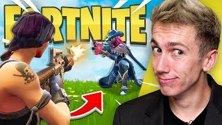 I WILL BE GOOD AT FORTNITE...