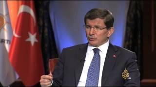 في رأي داود أوغلو أين تكمن مصلحة تركيا الإستراتيجية؟