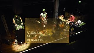 RA Sessions: A.R.E. Project | Resident Advisor