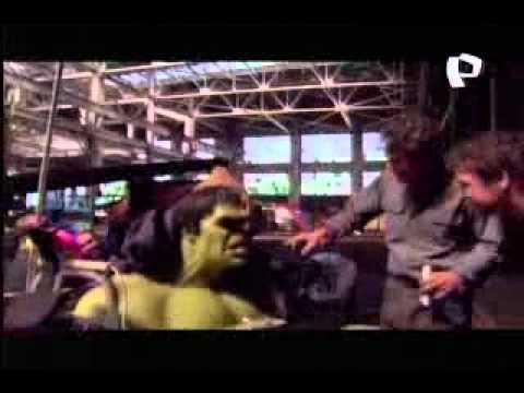 Vea el detrás de cámaras de la película 'Los Vengadores'