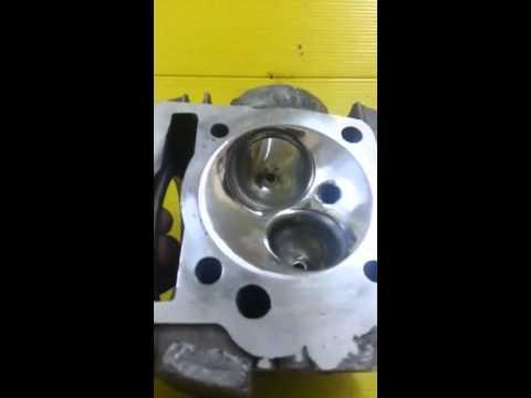 Head Racing Wave 125 Cylinder Head Wave 125 Tuned