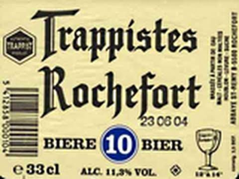 Trappistes Rochefort 10| Beer Geek Nation Beer Reviews Episode 189