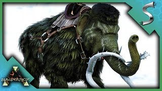 THESE THINGS NEED A TLC! MAMMOTH TAMING & BREEDING! - Ark: Survival Evolved [Cluster E69]