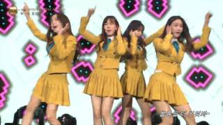 170527-03 Crayon Pop Final Stage? DooDoomChit/BarBarBar - 金羽獎 (Golden Feather Awards,GFA)