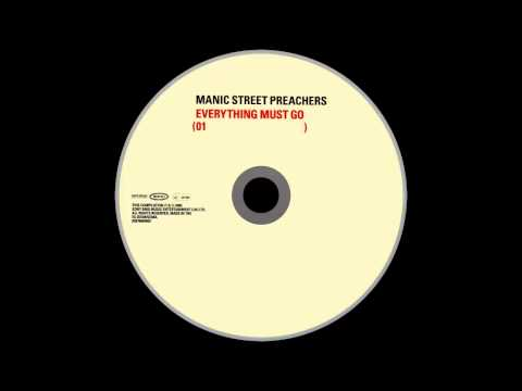 Manic Street Preachers - 6 Previously Unreleased Live Tracks (Everything Must Go 10th Anniversary)