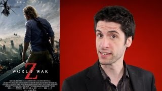 World War Z - World War Z movie review