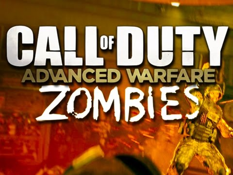Advanced Warfare Zombies! - Exo Zombies with The Crew!  (Attempt #1)