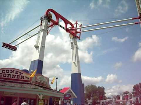 Extreme Swing Valley Fair Shakopee Mn Youtube