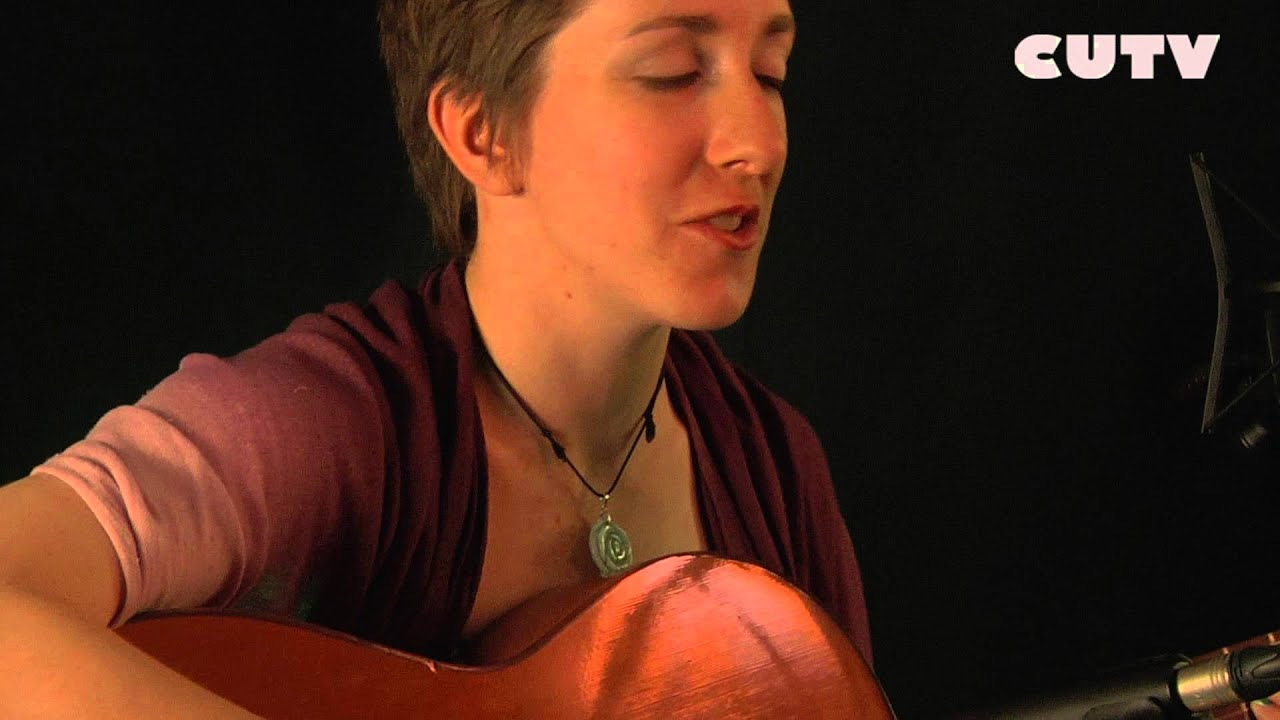 CUTV'S STUDIO SESSIONS Erica Bridgeman - To a Boy in Blue