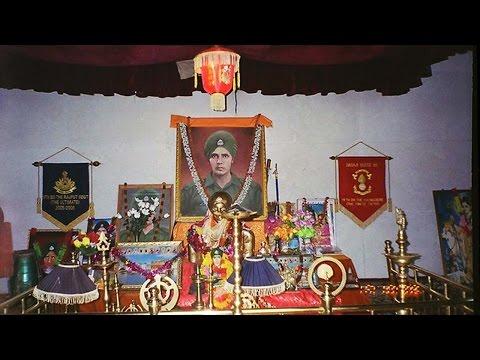 Baba Harbhajan Singh: A Dead Soldier still on duty