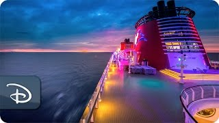 Disney Cruise Line Hyperlapse | Disney Parks