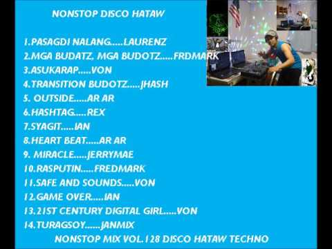 Nonstop mix vol.128(mix by ryan) disco hataw
