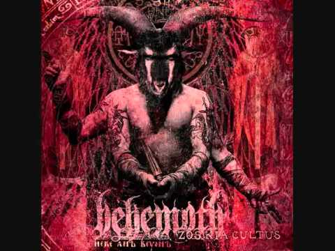 Behemoth - Horns Of Baphomet