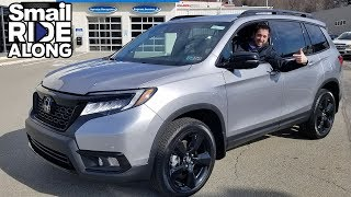 Ride Along: 2019 Honda Passport Elite Review & Test Drive