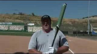 Easton SRV1 Reveal Bat Performance